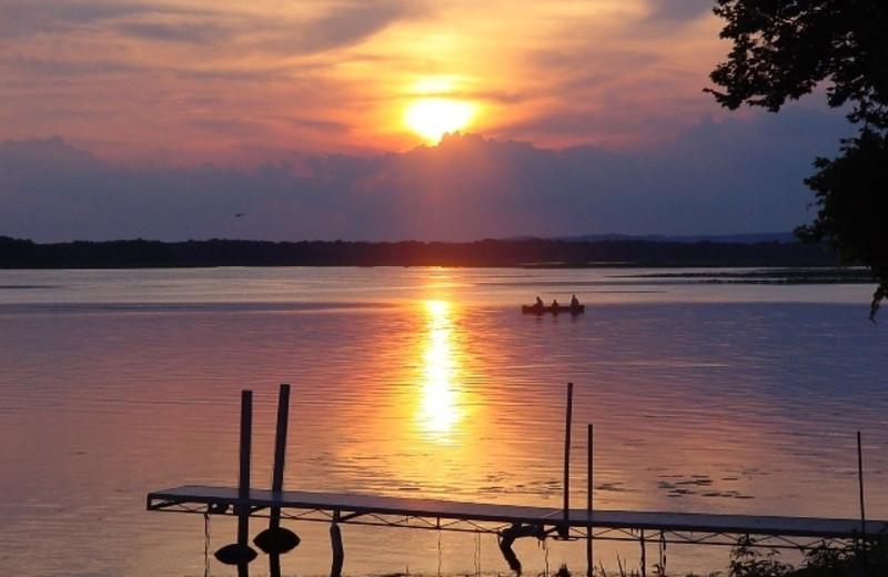 Lake View at Cedar Ridge Resort