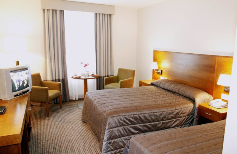 Guest room at Carraig Hotel.