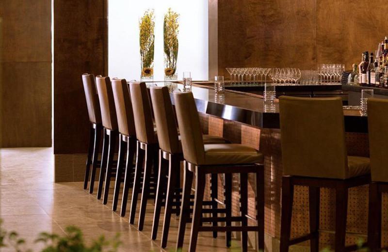 Bar view at The Westin Dawn Beach Resort & Spa.