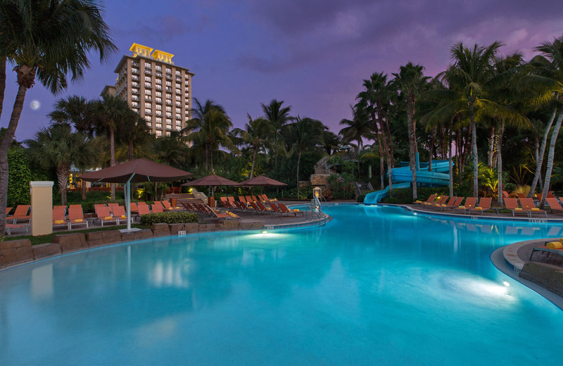 Outdoor Swimming Pool at Hyatt Regency Coconut Point Resort & Spa