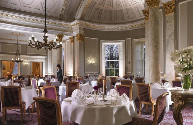 Dining at Malton Hotel Leisure Centre.