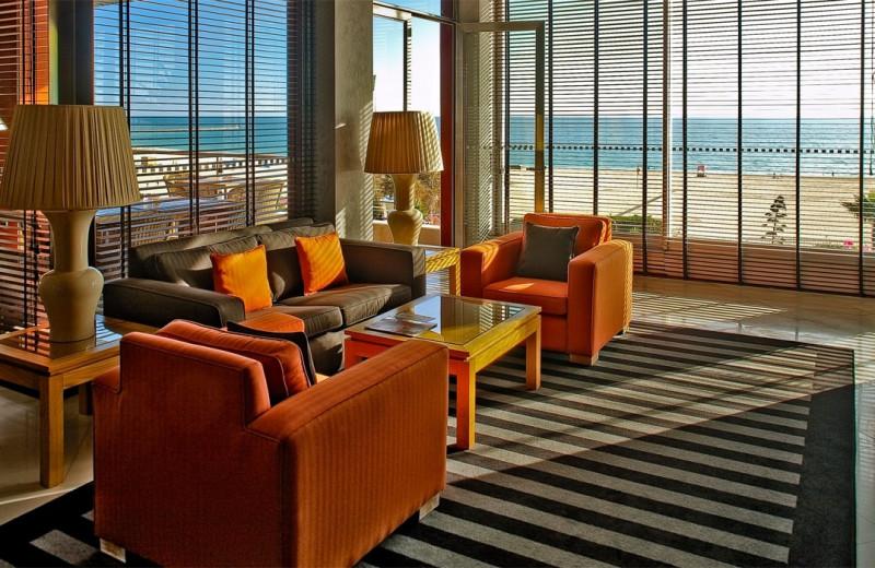 Lounge at Hotel Algarve Casino.