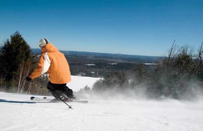 Skiing at The Shawnee Inn and Golf Resort