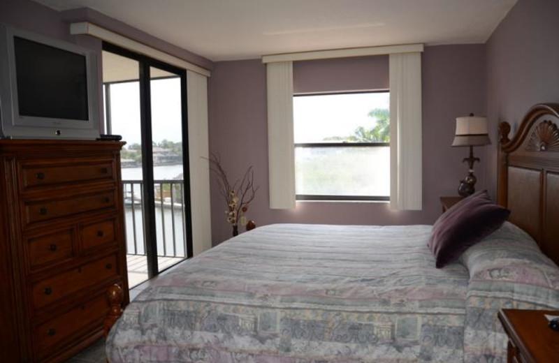 Rental bedroom at Phase III Real Estate.