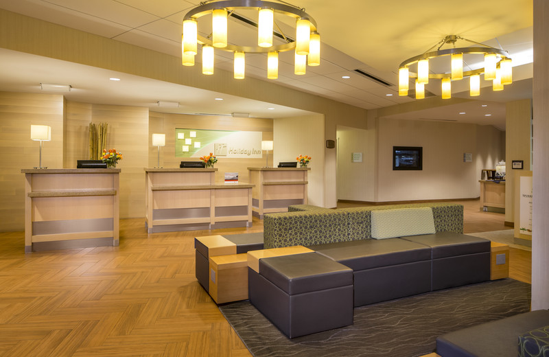 Lobby at Holiday Inn Columbia East-Jessup
