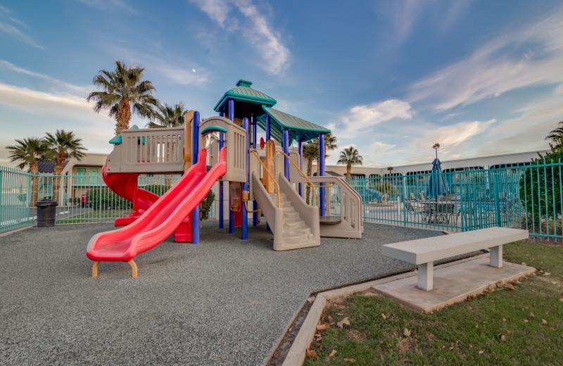 Playground at St. George Inn.