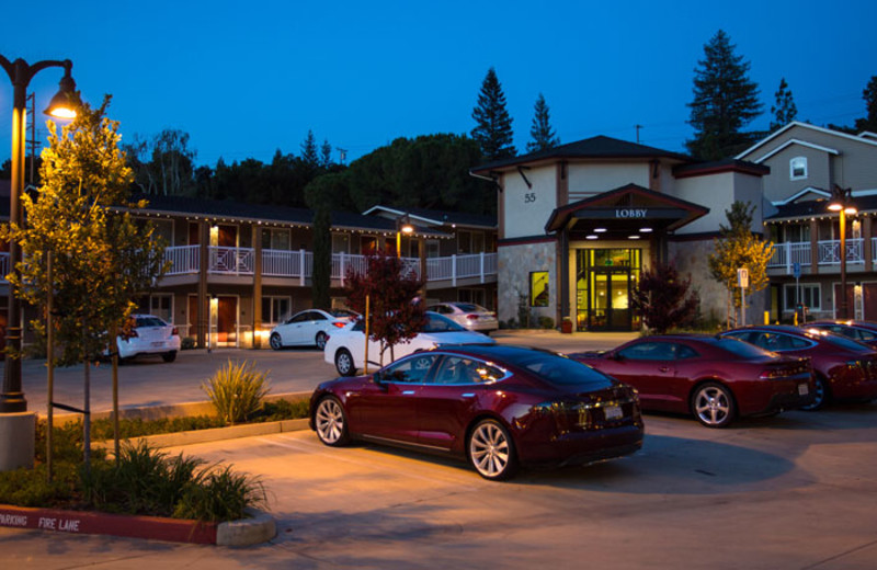 Exterior View of Best Western The Inn of Los Gatos