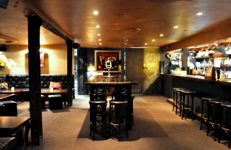 Bar view at Kirketon.