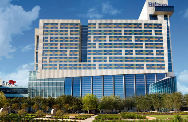 Welcome to the Hilton Americas - Houston