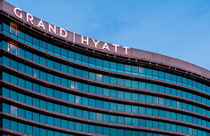 Exterior View of Grand Hyatt Tampa Bay