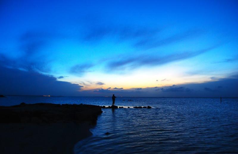 Fishing at Redfish Lodge on Copano Bay