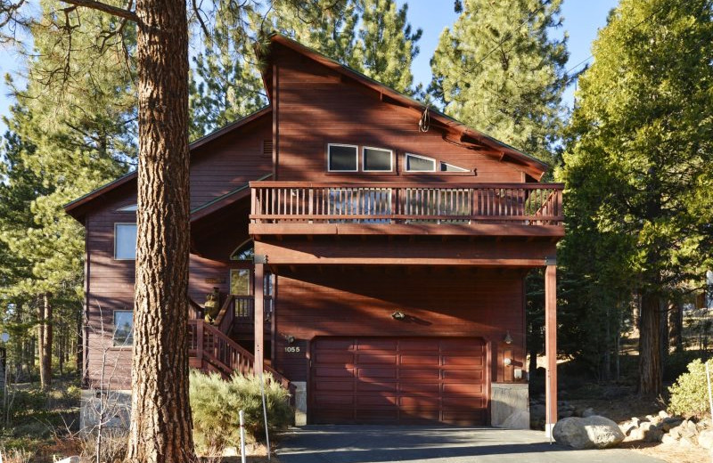 Rental exterior at Stay in Lake Tahoe.
