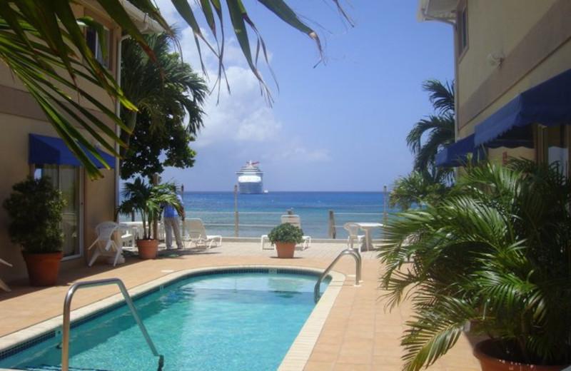 Pool at Coral Sands Resort.