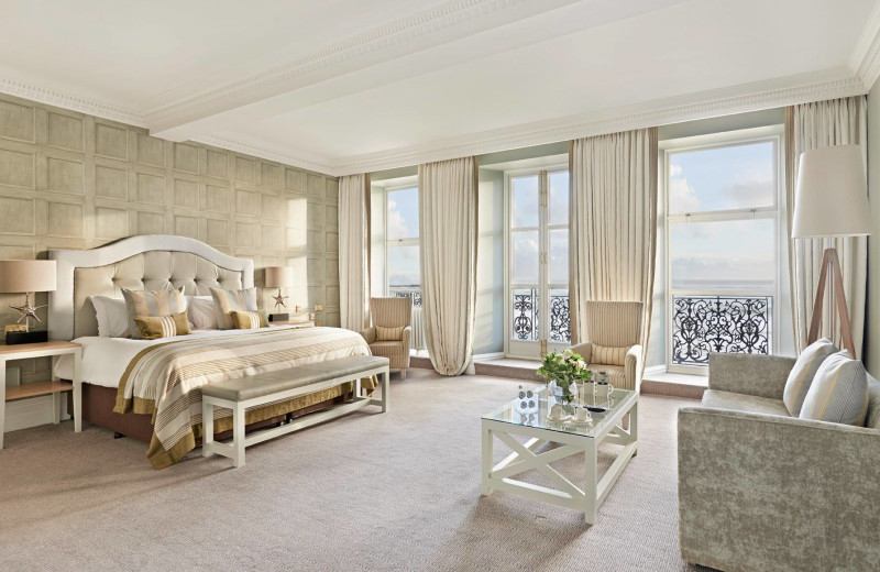 Guest room at Grand Brighton.