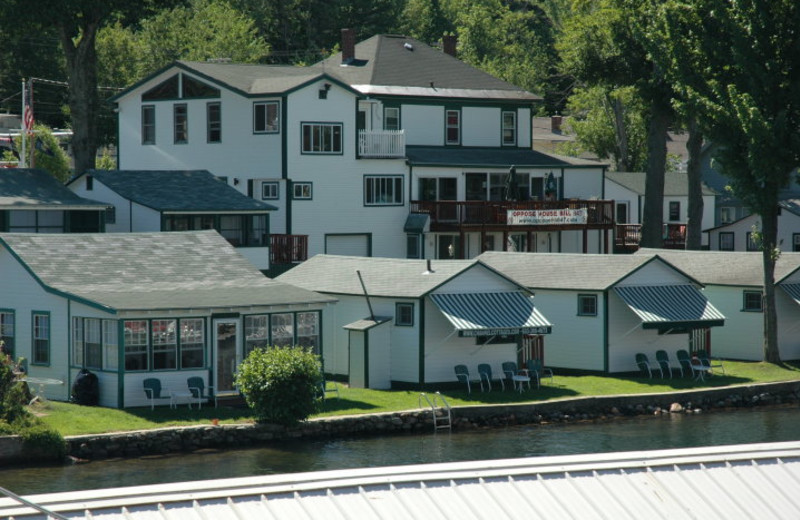 Cottages at Channel Waterfront Cottages