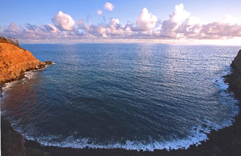 Gorgeous view at Hawaii Island Retreat.