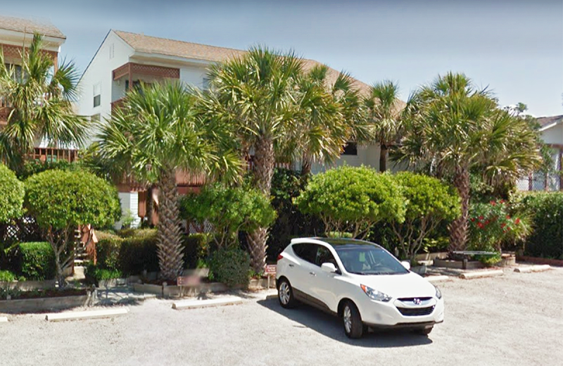 Rental exterior at The Winds Resort Beach Club.