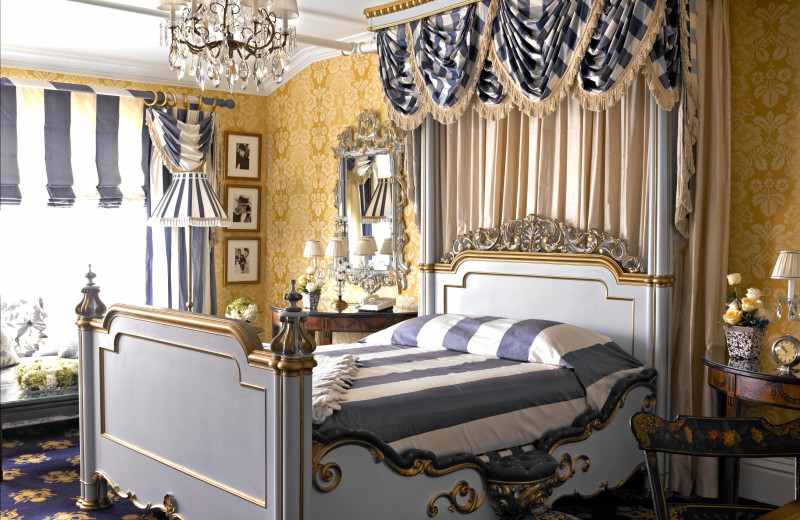 Jacqueline Kennedy suite at Grand Hotel.