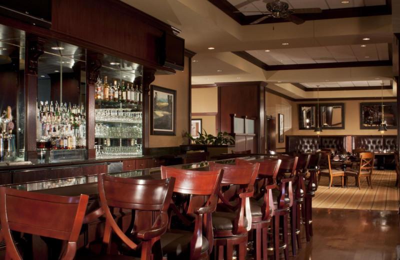 Dining at Hilton Atlanta/Marietta Hotel