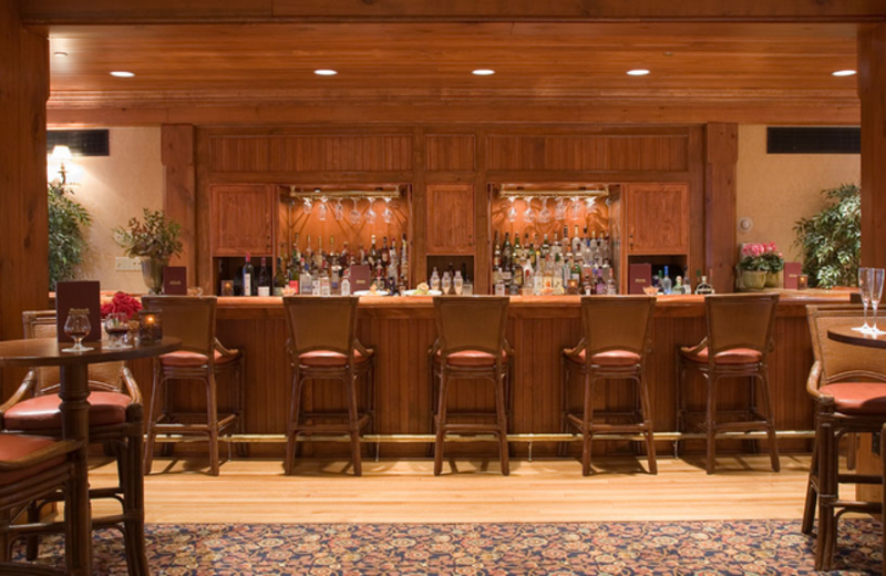 Bar at Mohonk Mountain House.
