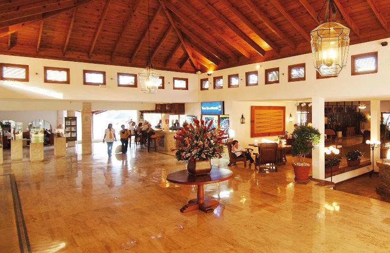 Interior View at Barcelo Puerto Plata