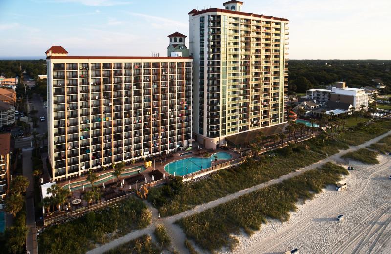 Exterior view of Caribbean Resort