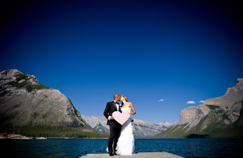 Weddings at Bannf Park Lodge Resort Hotel and Conference Centre