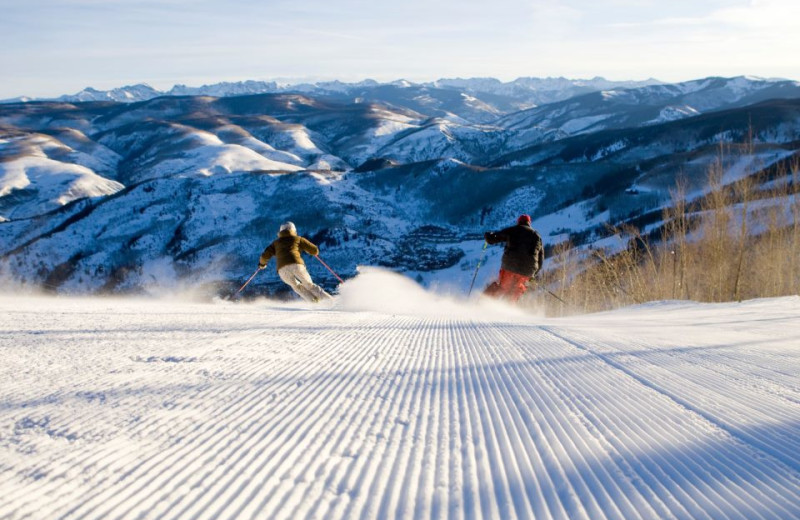 Skiing at East West Resorts Beaver Creek.