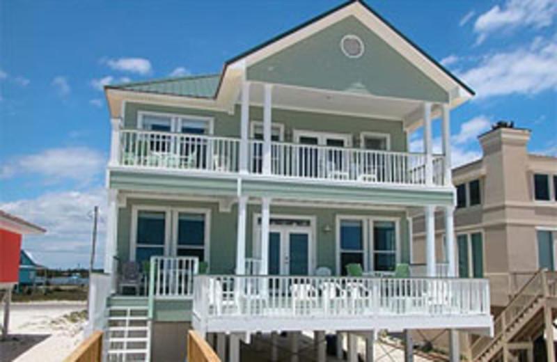 Vacation Rental View at Meyer Vacation Rentals