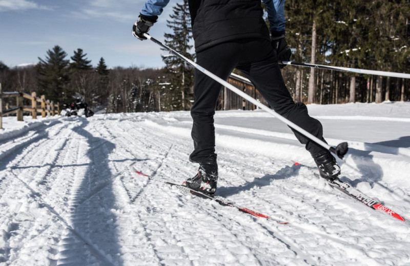 Nordic Skiing at Edson Hill