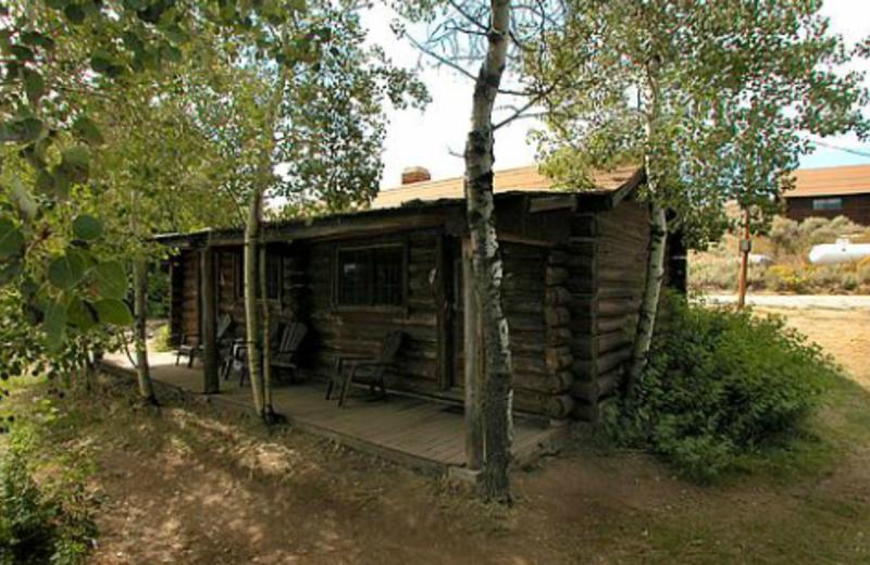 Cabin at Lakeside Lodge