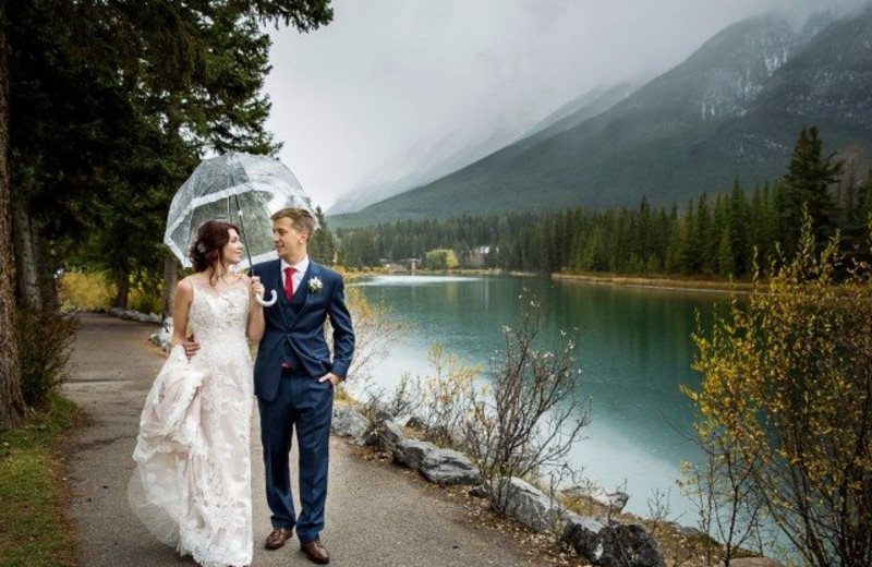 Weddings at Banff Park Lodge Resort Hotel and Conference Centre