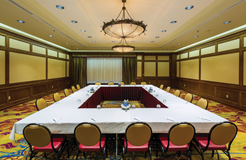 Meeting room at Grand Traverse Resort and Spa.