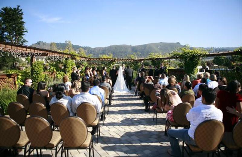Wedding at Carmel Mission Inn