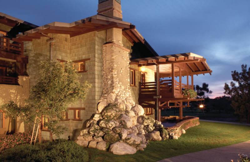 Exterior of The Lodge at Torrey Pines