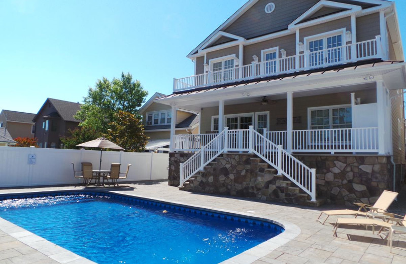 Ward Realty Vacation Rentals Point Pleasant Nj Resort