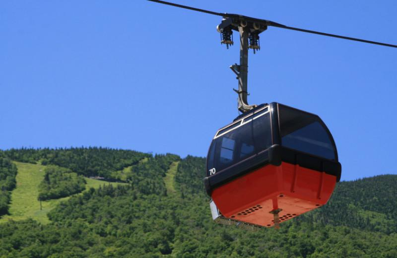 Ski lift at Capitol Plaza Hotel & Conference Center.