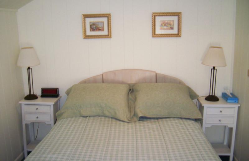 Guest Room at Cove Ledge Inn