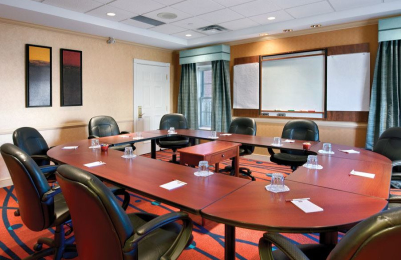 Conference Room at the Residence Inn Toronto Mississauga/Meadowvale