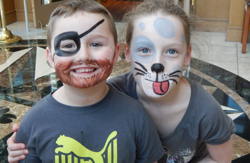 Kids Club at Moody Gardens Hotel Spa & Convention Center.