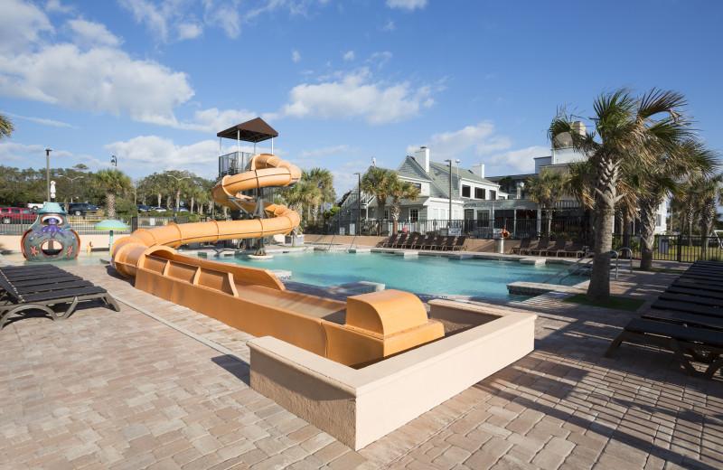 Water park at Caribbean Resort & Villas.