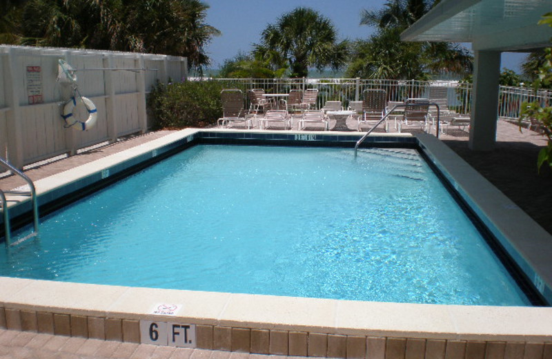 Outdoor Pool at Kathy Nesbit Vacations
