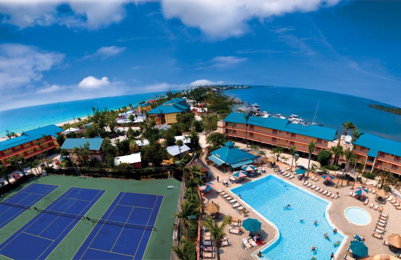 Exterior view of 'Tween Waters Inn Island Resort.