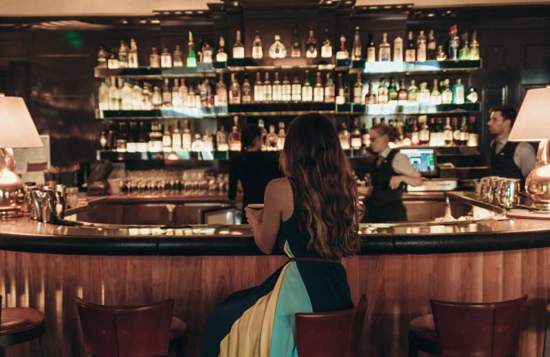 Bar at The St. Regis Atlanta.