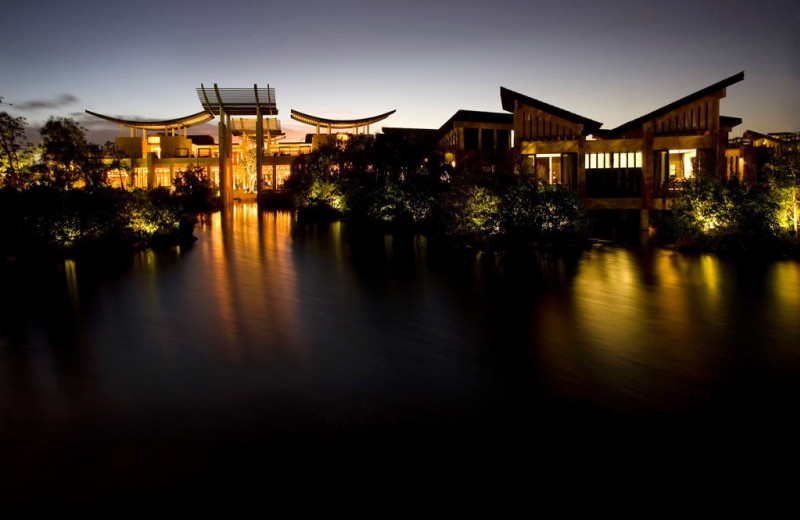 Facilities at Banyan Tree Mayakoba.