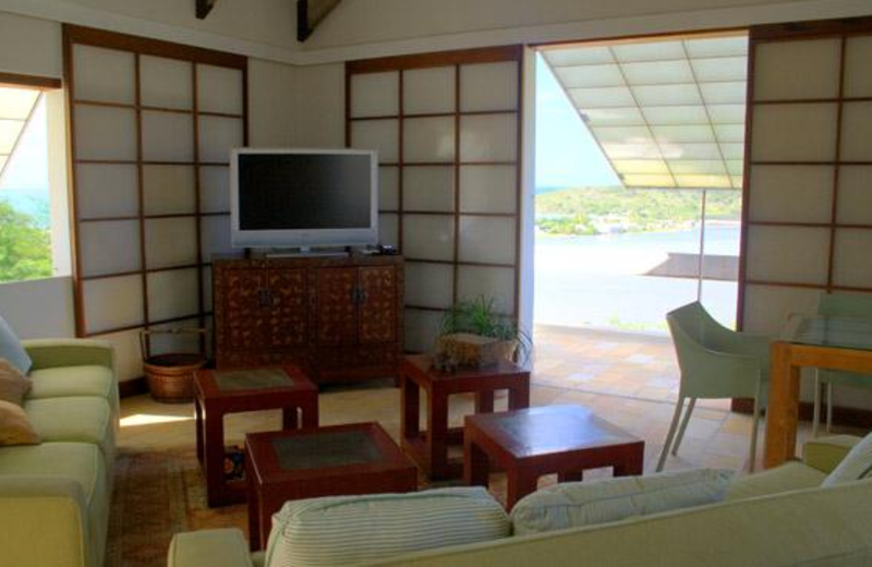 Guest room at Island Dream Properties.
