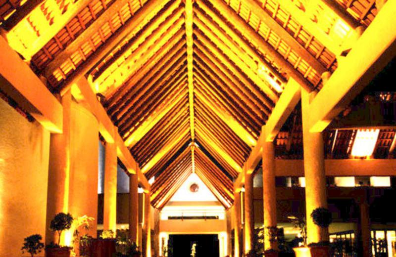 Interior Lobby View at Hola Grand Faro Los Cabos