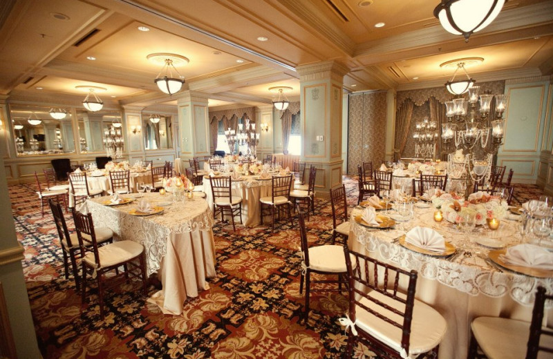 Weddings at the Hotel Icon
