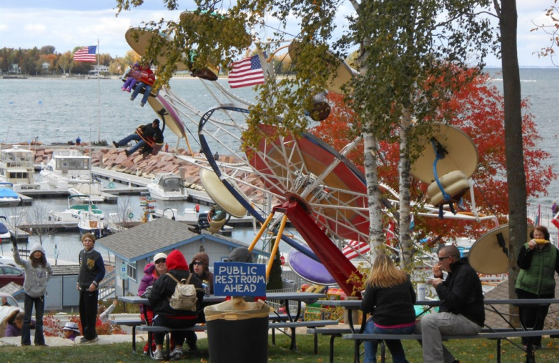 Pumpkin Patch Festival at Pheasant Park Resort.