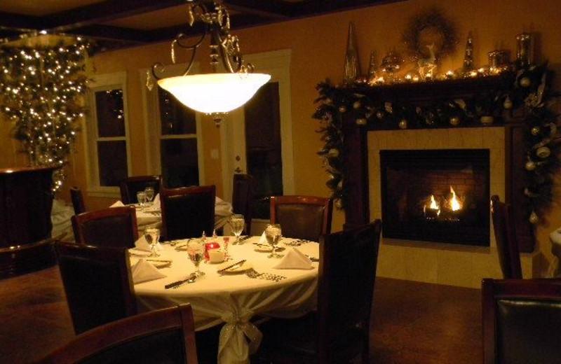 Holidays at Summer Creek Inn & Spa.